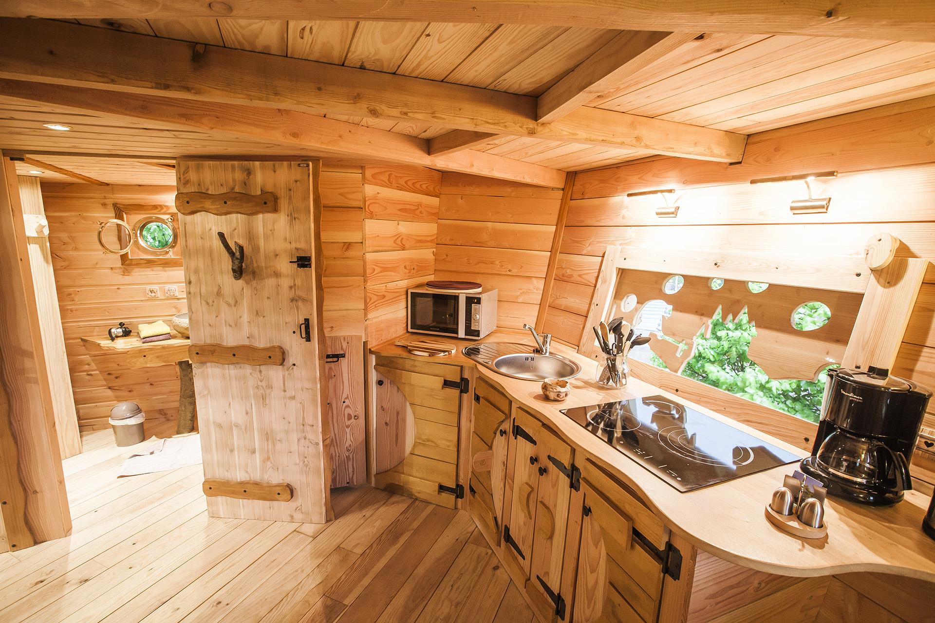 interieur18 les cabanes du ch ne rouvre. Black Bedroom Furniture Sets. Home Design Ideas